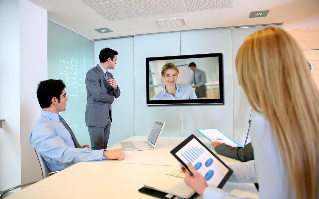 Seis dicas para excelentes videoconferências