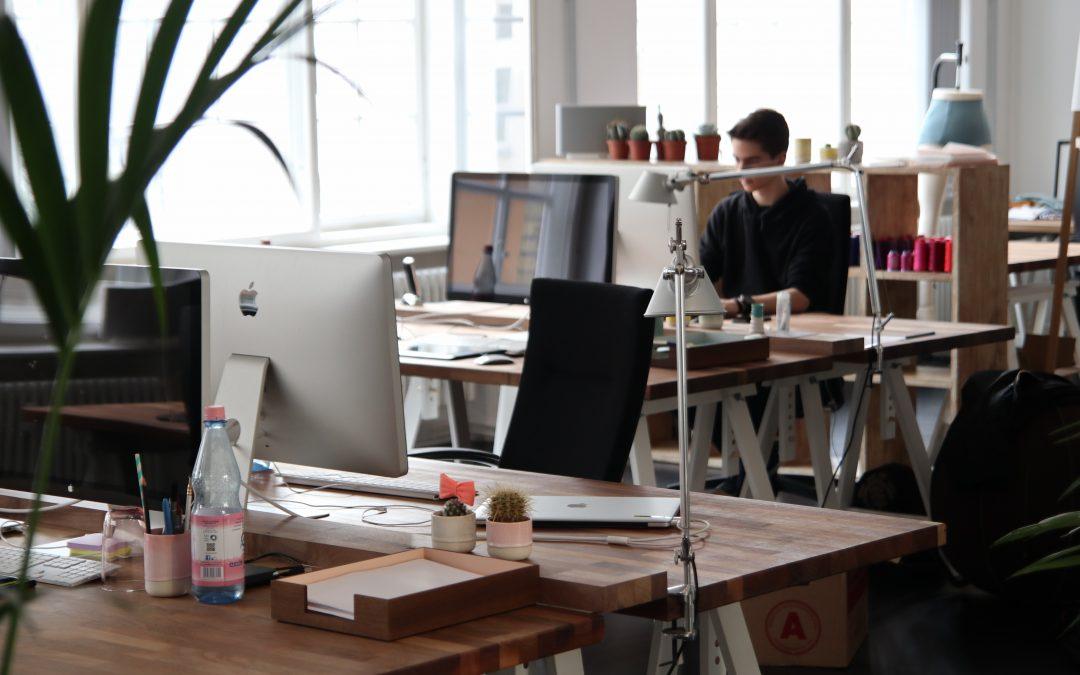 Como aumentar o número de colaboradores sem precisar mudar de escritório?