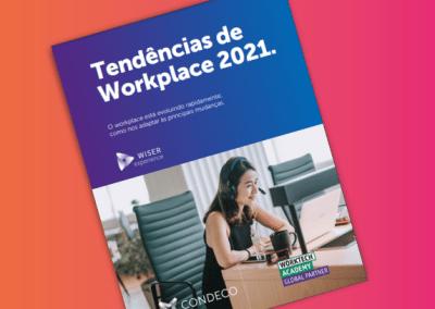 Estudo sobre Tendências de Workplace 2021
